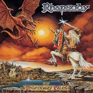 RHAPSODY-Legendary-Tales-CD-1997-Luca-Turilli-Ancient-Bards-Angra