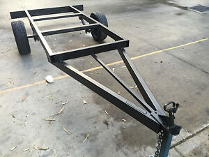Brand-new-Tray-top-Trailer-chassis-SUIT-9X6FT-TRAY-ALSO-BOX-TRAILER-BIKES-QUADS