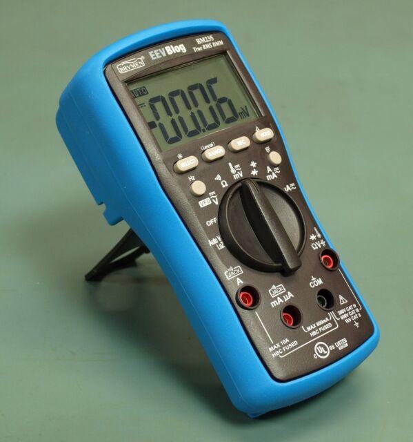 BM257 Digital multimeter LCD 6000 Bargraph24 segm.40x//s 5x//s BM257S BRYMEN