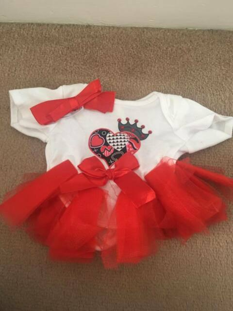 """Build a Bear Style/Like Rock and Roll style dress set for 16"""" teddy"""