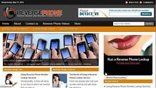 Reverse Phone Lookup Website In-Demand Turnkey Free Installation + Free Hosting