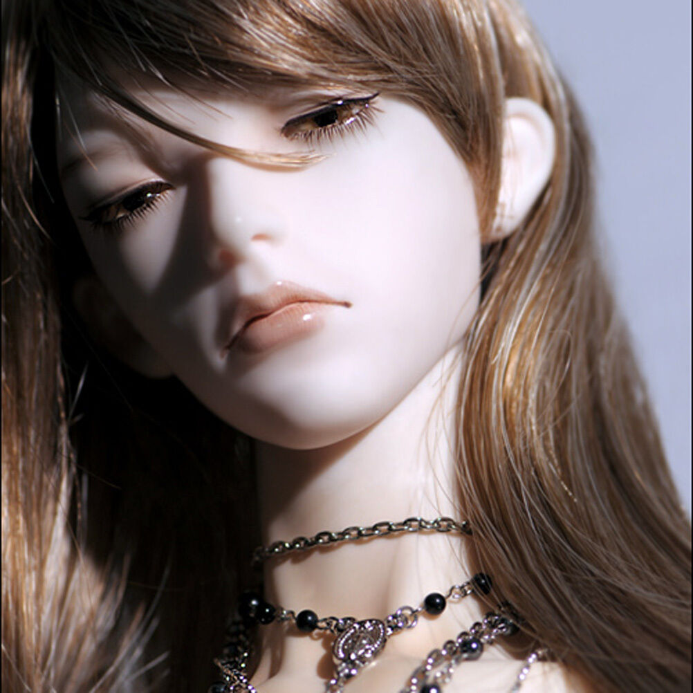 DOLLMORE NEW Dolls Glamor Model Doll - Masterful Kasi Dan (Make-Up)