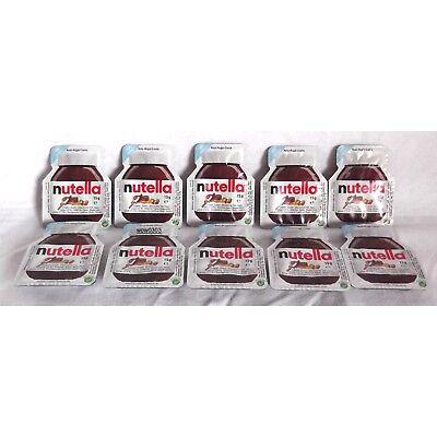 Nutella Portionspackungen 50 x 15g Brotaufstrich  Schokoaufstrich