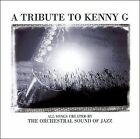 A Tribute to Kenny G by The Orchestral Sound of Jazz (CD, Feb-2001, Big Eye Music)