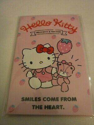 Sanrio Hello Kitty Mini Envelopes For Gift Card Money With Stickers