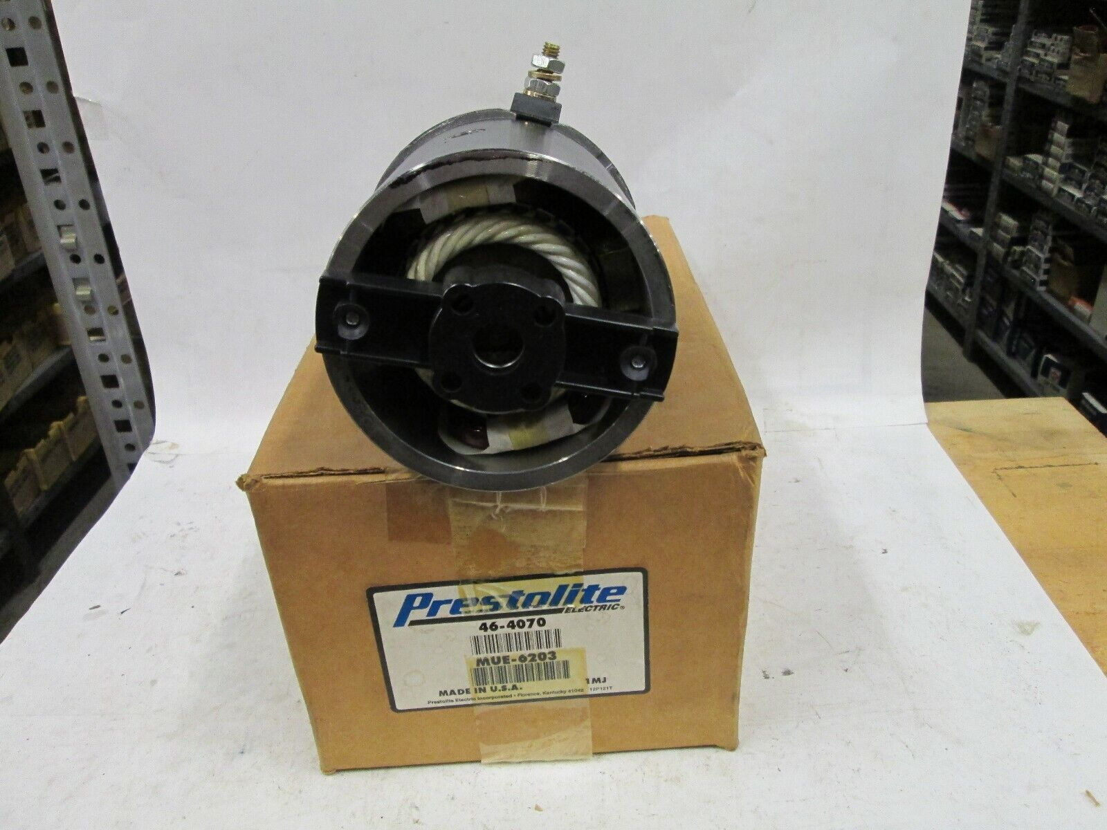 Ametek Maxon Western Prestolite 46-4070 // MUE6203 New Hyd Motor CW 12V Fenner