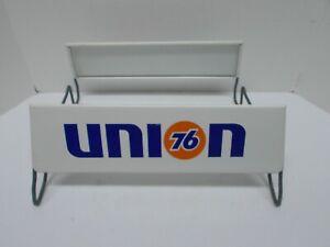 Vintage Original UNION 76 Metal Gas Station Tire Display Stand