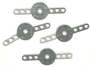 LEGO 4 Technic Rotation Joint Disks 3L Liftarms Thick Walker Legs 75054 NEW