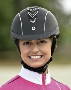 BUSSE-Reithelm-CALAIS-3-Farben-Alle-Groessen-neustes-Modell-Reitkappe-Helm