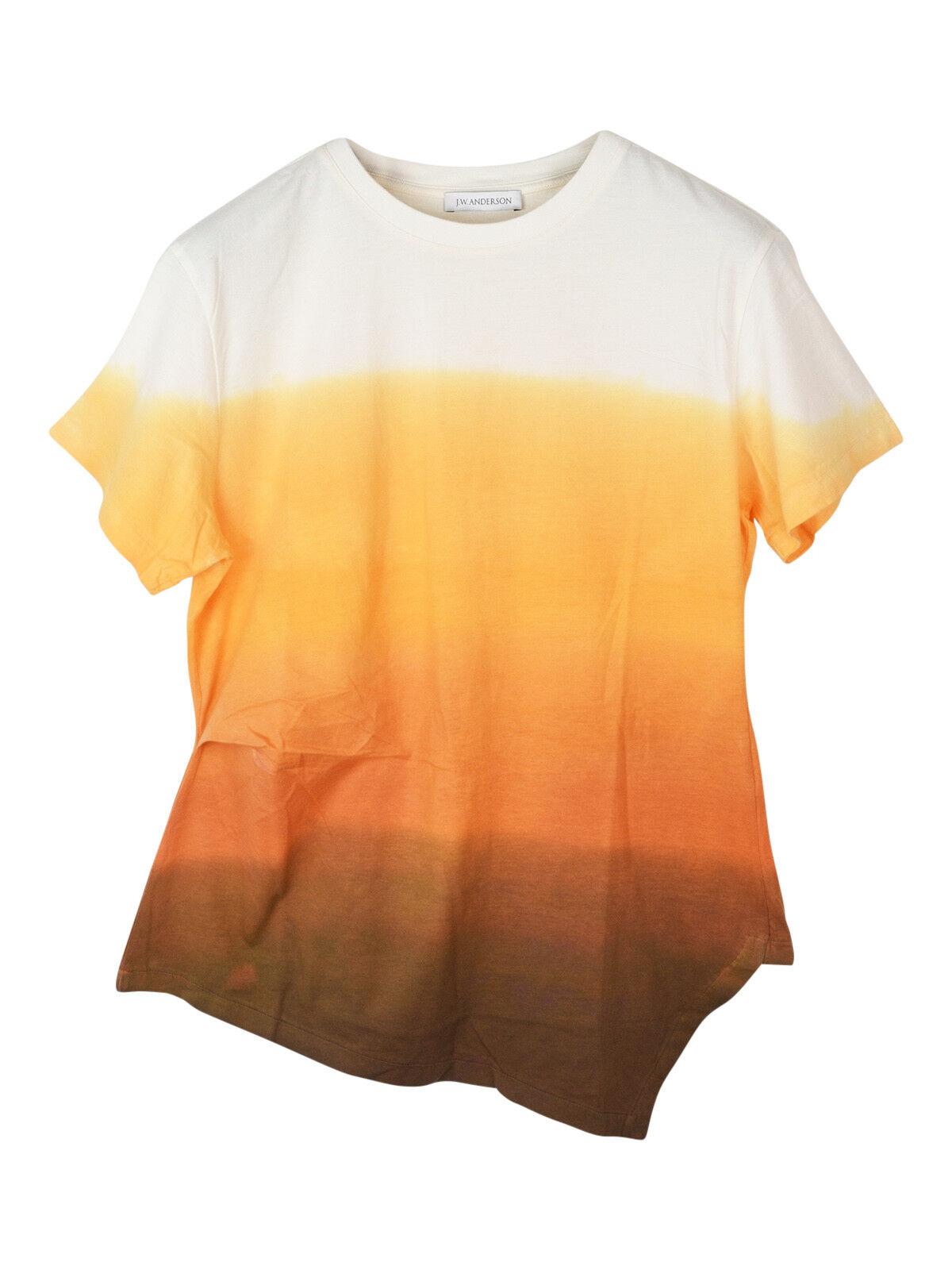 J.W. Anderson side drape T-shirt