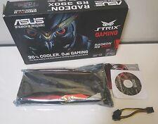 ASUS R9 390X STRIX 8GB GDDR5 PCIE 3.0 R9390X-DC2-8GD5-GAMING Graphics Card