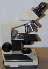 Olympus Ch2 Ch 2 Laboratory Microscope With 10x 40x 100x Objectives