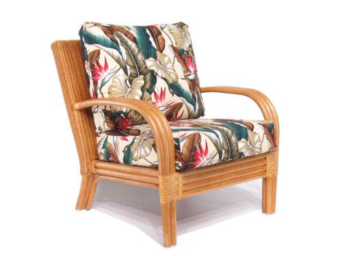 Rattan Living Room Furniture Lounge Club Chair (#1482H-BOPN)