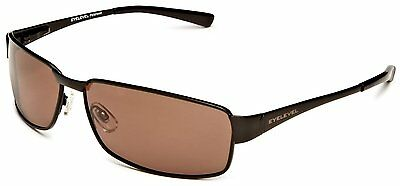 EYELEVEL ACCELERATE POLARISED HIGH DENSITY DRIVING SUNGLASSES COPPER 100% UV