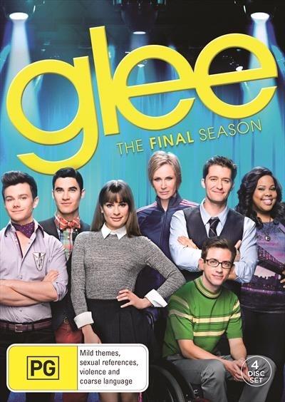 Glee Season 6 (Final) : NEW DVD