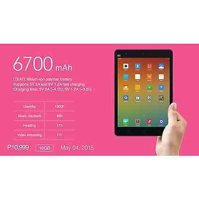 Deal59 Xiaomi Mi Pad Massive 6700 MAH I Lowest Tablet better than IPAD A+GRADE