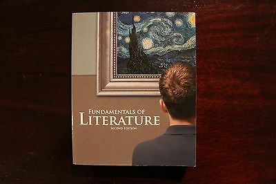 Fundamentals of Literature Bob Jones student textbook homeschooling 9th gr. BJU