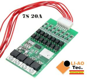 7S-20A-Li-ion-Lithium-Battery-PCB-BMS-18650-Charger-Protection-Board