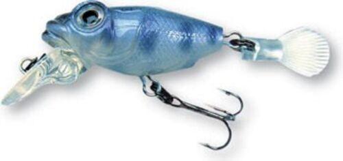Leurre poisson nageur Aile Goby S YO ZURI 30mm 2gr pêche perche truite chevesne