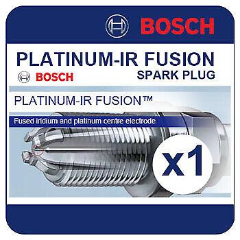 VW Bora 2.0 113BHP 01-05 BOSCH Platinum-Ir LPG-GAS Spark Plug FR6LI332S