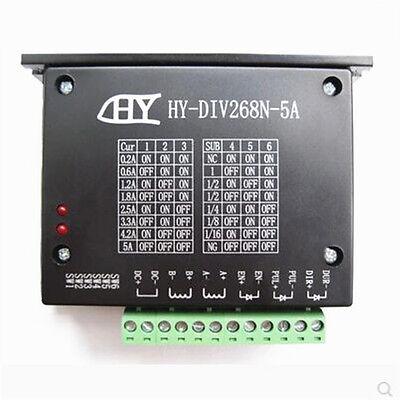 Neu 1 Achse TB6600 0.2-5A  CNC Fräsermaschine Mikroschritt Steuerung