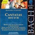 Bach Johann Sebastian-v 28 Cantatas BWV 87 88 89 9 US IMPORT CD
