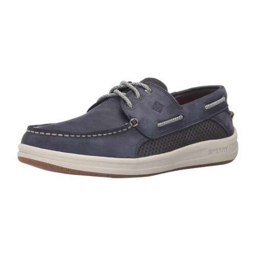 SPERRY Top Sider Men/'s NEW GameFish 3 Eye Boat Shoes Slip On Leather Shoes