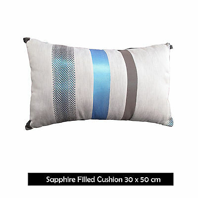 Quality Filled Cushion - Choice of Style, Color, Fabric, Square or Oblong