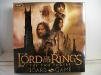 The Lord Of The Rings The Two Towers Board Game Sealed