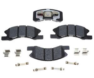 Disc-Brake-Pad-Set-Element3-Hybrid-Technology-Front-Raybestos-EHT1731H