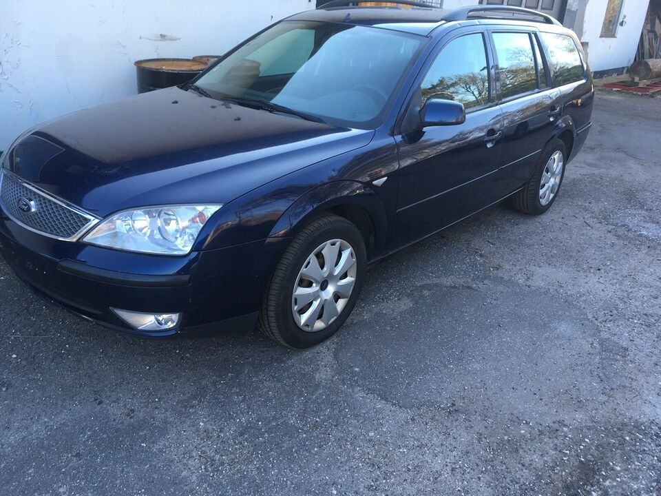 Ford Mondeo, 2,0 TDCi 130 Trend stc., Diesel