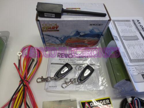 T-Harness 2003-2016 Toyota 4Runner Complete Evo-One 1 Button Remote Start