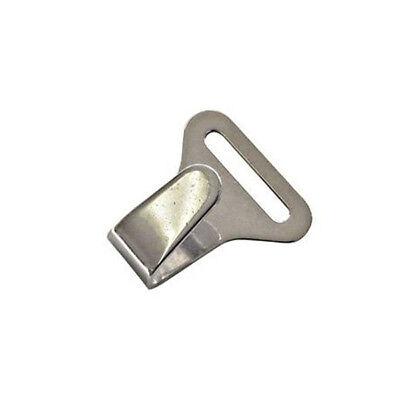 Gurtband Haken AISI 316 für 25 mm Gurtband FK6825