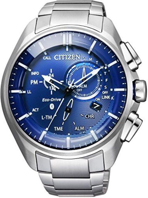 d7227083437 2018 NEW Citizen Watch Eco Drive Bluetooth Super Titanium Model BZ1040-50L  Men s