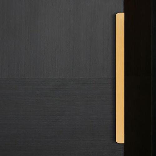 Versteckte Kabinett Griffe Zinklegierung Küchenschrank zieht Schublade HardwaWH