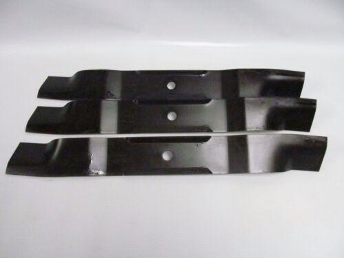 OEM Genuine Gravely Ariens 1 Set of 3 Lawnmower Blades 04965000