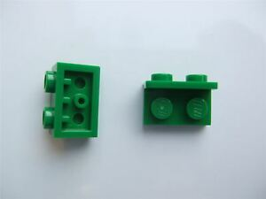 Lego 5 New Blue Plate Pieces 1 x 2
