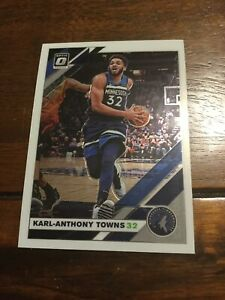 2019-20-Donruss-Optic-Karl-Anthony-Towns-Timberwolves