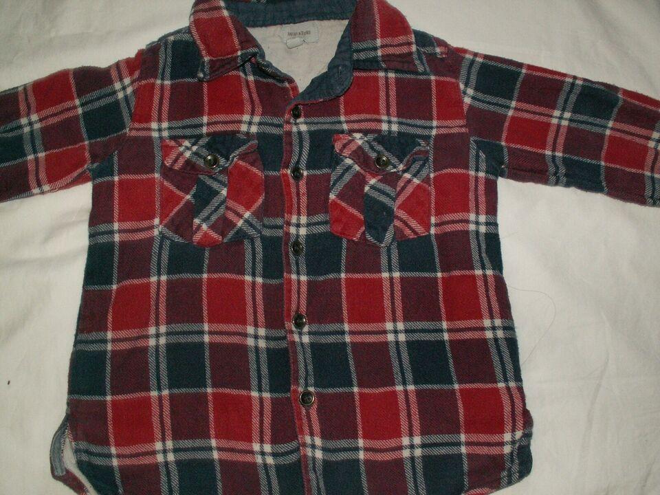 Skjorte, skjorte, Mini A Ture