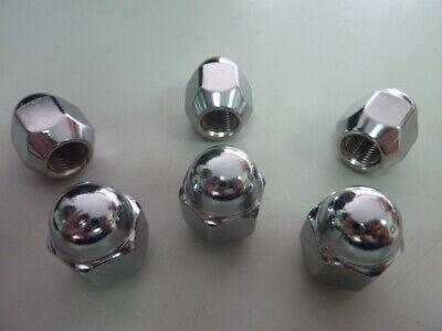 Nissan Terrano Steel /& Alloy Wheels Wheel Nuts x 24 Fit Ford Maverick WND2