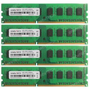 16-GB-4X4GB-DDR3-1600-PC3-12800-para-el-chipset-AMD-AM3-AM3-FM1-FM2-no-ECC-de-memoria
