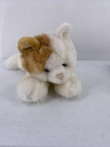 Calico  Plush Cat Kitten 12# Stuffed Toy Animal Laying Down
