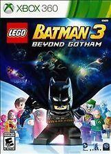 LEGO Batman 3: Beyond Gotham (Microsoft Xbox 360, 2014) Used