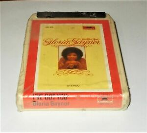 Mc-Stereo-8-GLORIA-GAYNOR-I-039-ve-got-you-Polydor-1976-NUOVO-Musicassetta