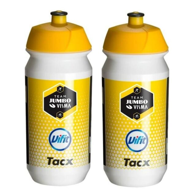 Yellow 500cc Tacx Shiva Black Lid