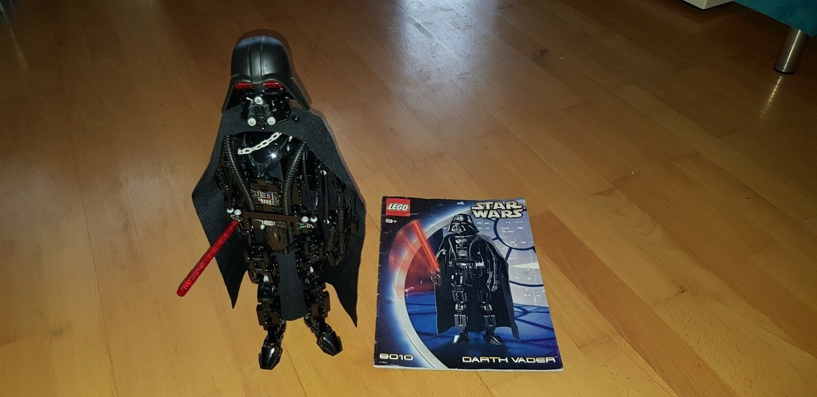 Lego Technic 8010 - Star Wars Darth Vader