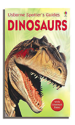 1 of 1 - David Norman, Dinosaurs (Usborne Spotter's Guide), Excellent Book