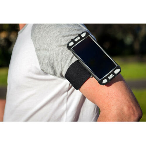 Brassard de course pour smartphone sport universel Maclean MC-786