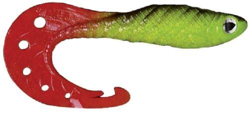 Twister 9 cm       1 Stück   in 7 Farbvarianten wählbar Vladimir