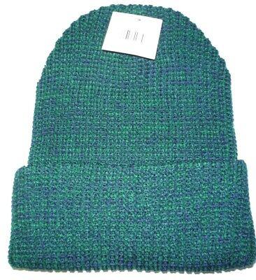 Broner Ladies Marled Knit Chevron Pattern Cuff Cap